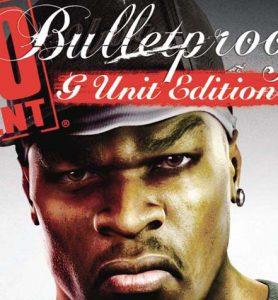 50 Cent – Bulletproof – G Unit Edition