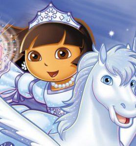 Dora Saves Snow Princess