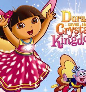 Dora Saves the Crystal Kingdom