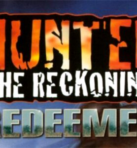 Hunter: The Reckoning Redeemer