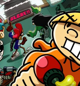 Codename:  Kids Next Door – Operation V.I.D.E.O.G.A.M.E.