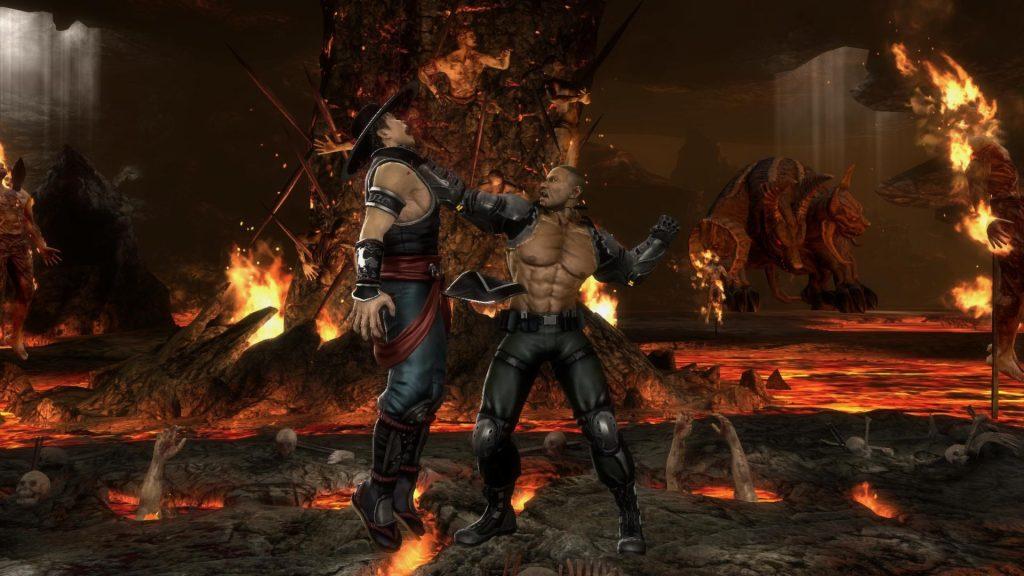 Mortal Kombat 9